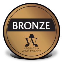 Argentina Wine Awards - Bronze medal