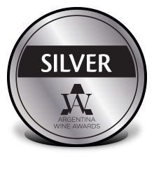Argentina Wine Awards - Silver medal