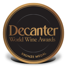 Decanter - Bronze medal