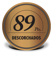 Descorchados - 89 points