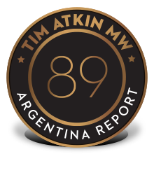 Tim Atkin - 89 points