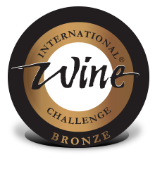 International Wine Challenge - Bronze medal