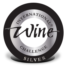 International Wine Challenge - Silver medal